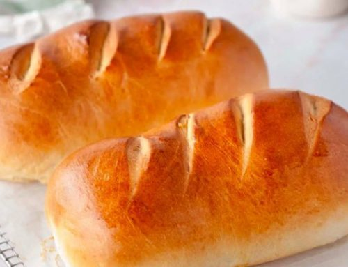 Easy One Hour Bread